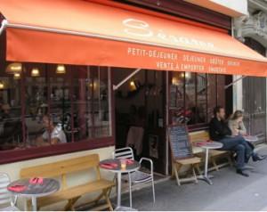 Sésame, restaurant/salon de thé