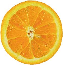 Orange quartier