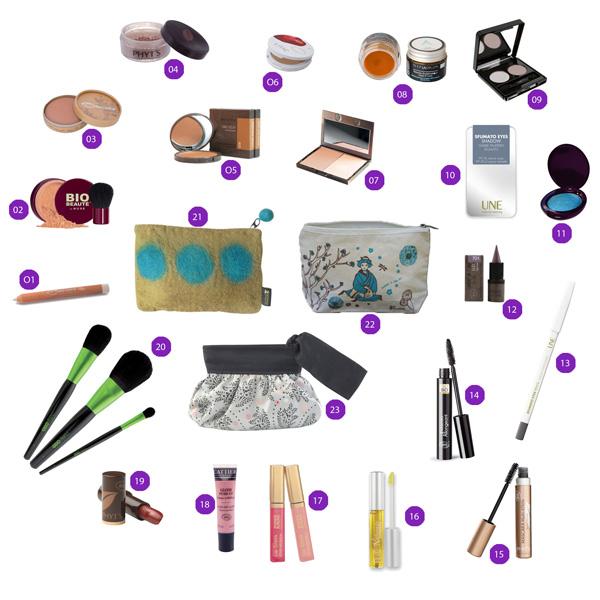 Composite Maquillage 600