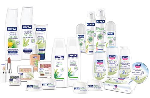 Vente privée Beaute naturelle 70% : soins US Burt's bees, maquillage Nivea et