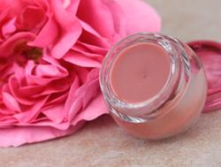Gloss pétale de rose