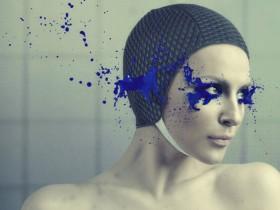 Illu-Mode Bleu roi