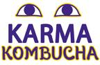 Karma Kombucha logo+yeux BD