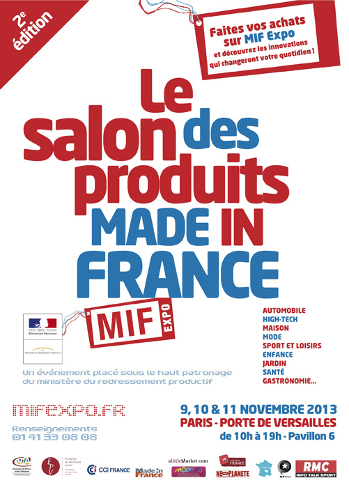 Affiche MIF Expo bis