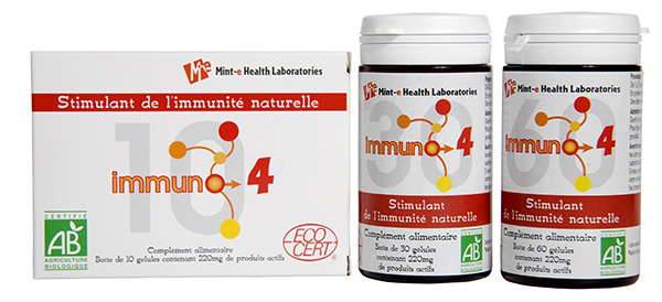 Immuno 4 - 600