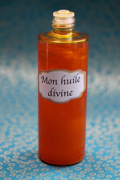 Huile-divine