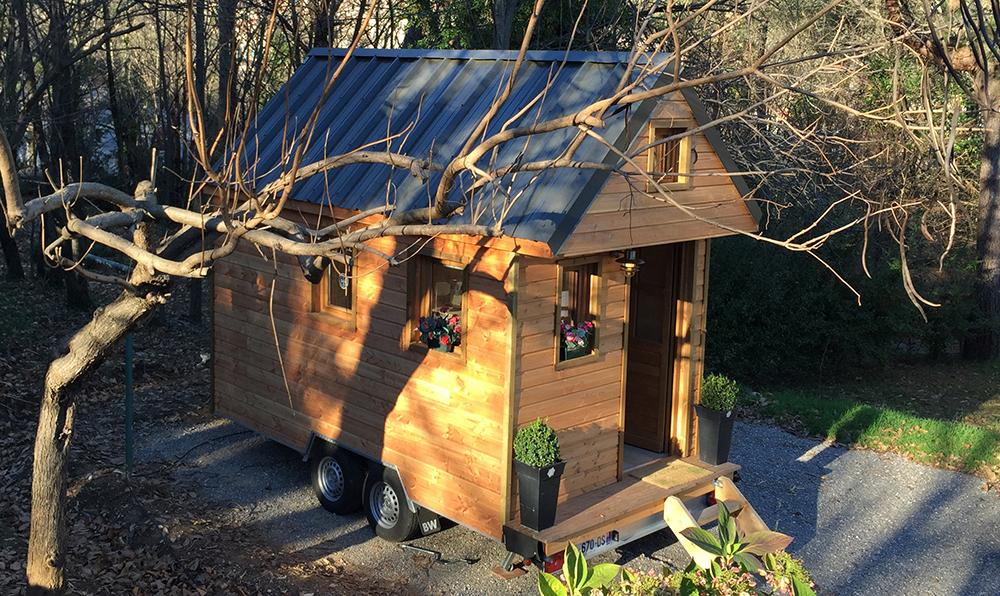Tiny house OK