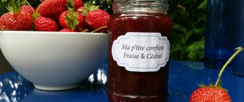 ambiance confiture fraise