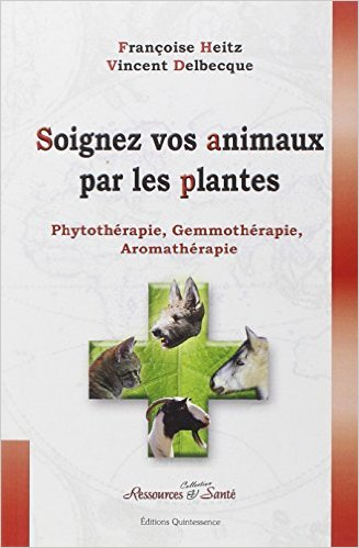 Livre soin animaux