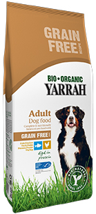Croquettes grain free chiens