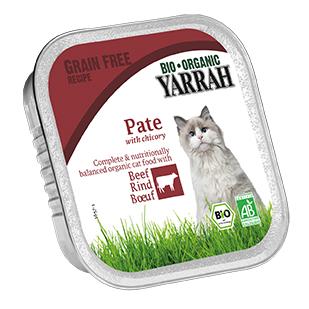 Paté chat grain free