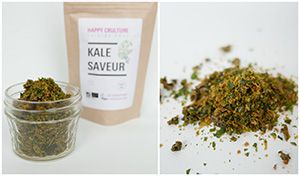 Kale saveur Happy Crulture BD