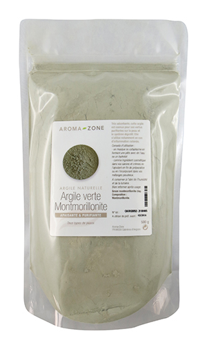 OK Aroma-Zone - Argile-verte-montmorillonite