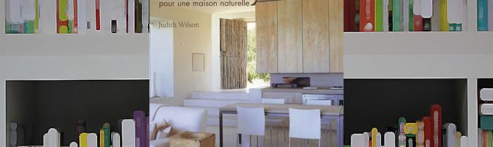 D couvrez le livre eco styles pour une maison naturelle for Maison eco naturelle