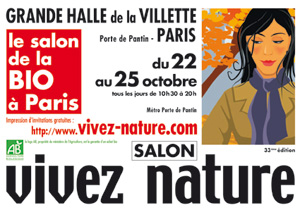 Les conf rences ecolomag et forevergreen au salon vivez for Salon vivez nature