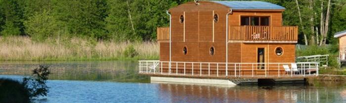 La maison flottante en vogue - Forevergreen