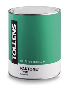 Vert meraude une couleur en or forevergreen - Pantone tollens ...